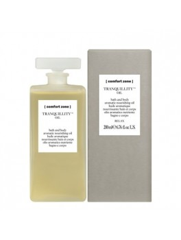 Comfort Zone TRANQUILLITY Body and Bath Oil 200ml-20