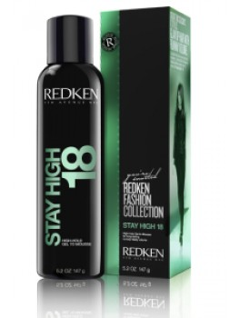 Redken Stay High-Hold Gel Mousse 18 150 ml-20