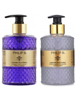 Christmas offer Philip B Lavender hans cream and wash 700 ml-20