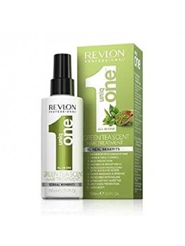 Revlon professional uniq one green tea scent hair treatment-20