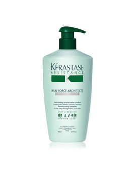 Kerastase Resistance Bain Force Architecte 500 ml-20