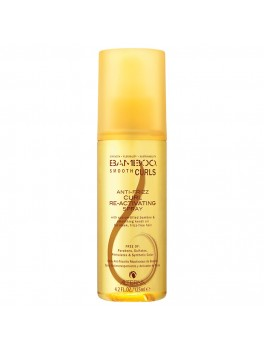Bamboo Smooth Curls Anti frizz curl re-activating spray 125 ml.-20