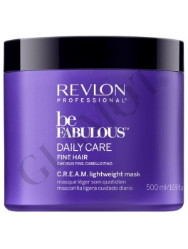 revlon be fabulous daily care creame lightweight mask 200ML-20