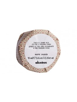 Davines more inside this is a shine wax 75ml.-20