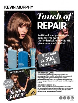 Kevin Murphy Touch of repair 600 ml.-20