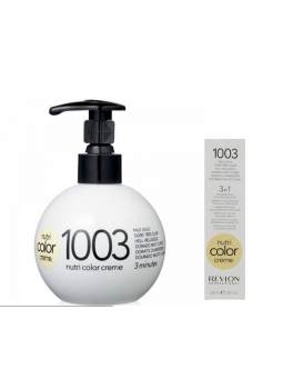 Revlon Nutri Color 1003 Pale Gold 270 ml + 100 ml-20