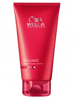 Wella Brilliance Color Conditioner Thick 200 ml.-20