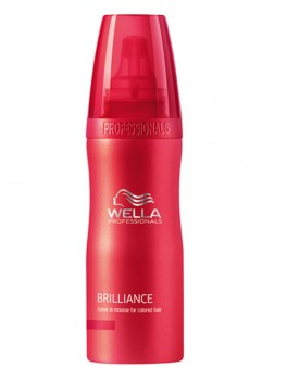 Wella Brilliance Color Leave In Mousse 150 ml.-20