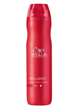 Wella Brilliance Color Shampoo Thick 250 ml.-20