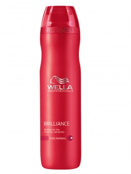 Wella Brilliance Color Shampoo Fine 250 ml.-20