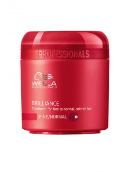 Wella Brilliance Color Treatment Fine 150 ml.-20