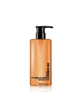 Shu Uemura Cleansing Oil Shampoo moisture balancing cleanser for dry hair scalp and hair 400 ml.-20