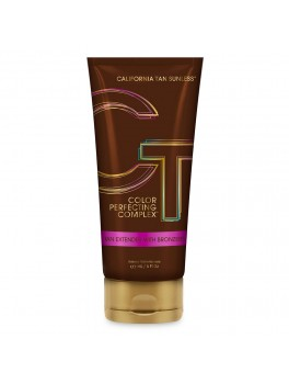 California tan sunless color perfekting complex tan extender with bronzers 177ml-20