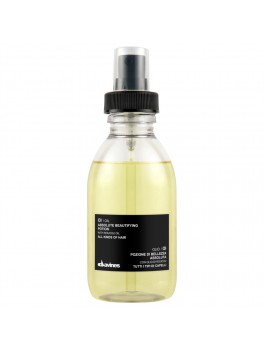 Davines OI Absolute Beautifying Potion + Davines Mini Brush 135 ml.-20