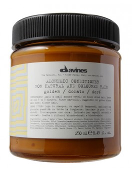 Davines Alchemic Conditioner Golden 250 ml.-20
