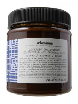 Davines Alchemic Conditioner Silver 250 ml.-20