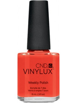 CND 112 Electric Orange Vinylux 15 ml.-20