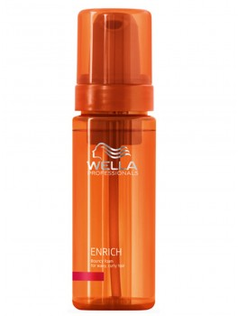 Wella Enrich Bouncy Foam Curl 150 ml.-20