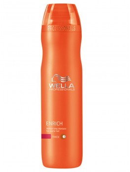 Wella Enrich Moisturizing Shampoo Thick 250 ml.-20