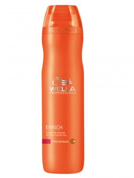 Wella Enrich Volumizing Shampoo Fine 250 ml.-20