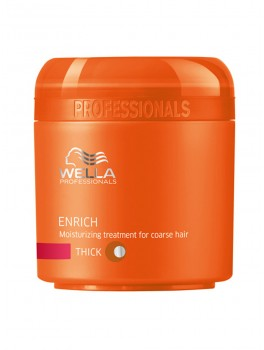 Wella Enrich Moisturizing Treatment Thick 150 ml.-20