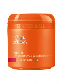 Wella Enrich Moisturizing Treatment Fine 150 ml.-20