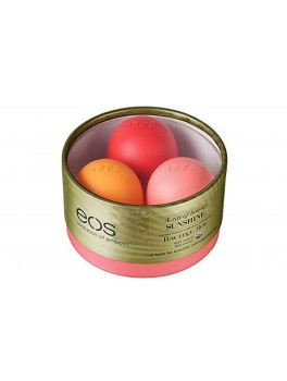 EOS A ray of holiday SUNSHINE 3 pack Pink Grapefruit, Strawberry Kiwi and Orange Blossom 21 g.-20