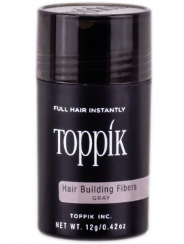Toppik Hair Building Fibers Gray 12 g 40%-20