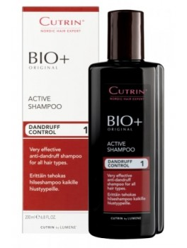 Cutrin BIO+ Active Shampoo step 1 200 ml-20
