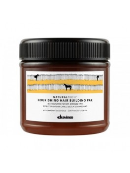 Davines NATURALTECH Nourishing Hair Building Pak Mini Size 60 ml.-20