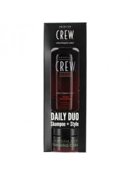 American Crew Forming Cream + 3-in-1 shampoo Travel size (100 ml)-20