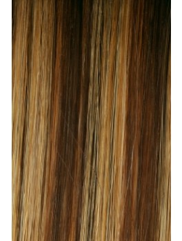 Hair Contrast Extensions bounce 8052 Gylden Brunette 40 cm-20