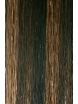 Hair Contrast Hollywood Top Extension 8084 Tritone Gylden blondt, brun og mørke brun 25 cm50%-20