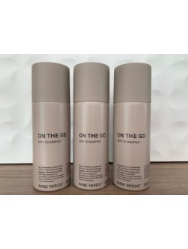 "NINE YARDS ""ON THE GO"" Dry Shampoo 3 stk (600ml)-20"