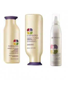 Pureology Blonde Sæt 800 ml.-20