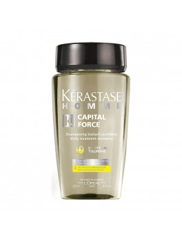 Kerastase Homme Bain Capital Force Cleansing Shampoo 250 ml. gul-20