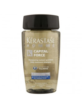 Kerastase Homme Capital Force anti dandruff 250 ml.-20