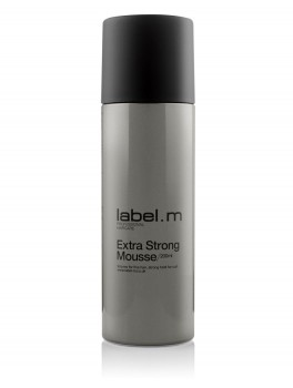 Label M Extra Strong Mousse 200 ml.-20