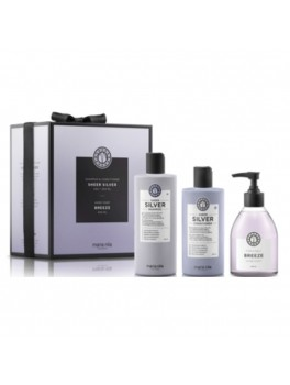 Maria Nila Sheer Silver Gift Set 950 ml-20