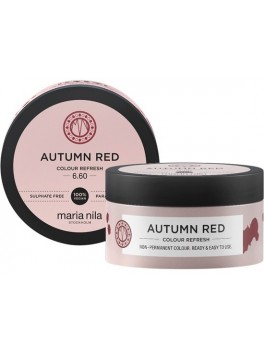 MARIA NILA Colour Refresh Autumn Red 100 ml.-20