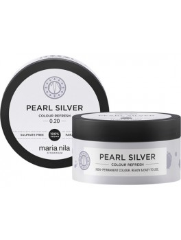 MARIA NILA Colour Refresh Pearl Silver 100 ml.-20