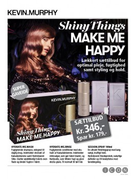 Kevin Murphy make me happy 500ml-20
