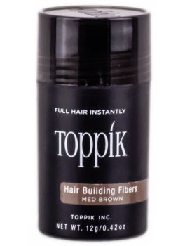Toppik Hair Building Fibers Medium Brown 12 g-20