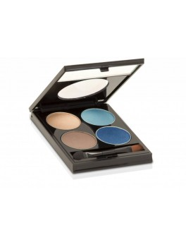 Mineralogie Quad Coastal Pressed Eyeshadow 8g-20
