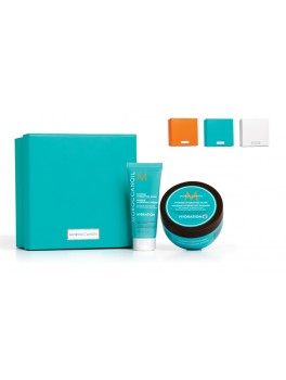 Moroccanoil Home and away set Intense hydration mask-20