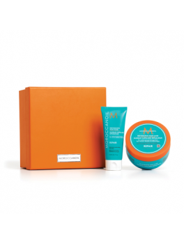 Moroccanoil Home and away set Restorative Hair Mask-20