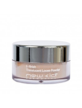 NEW KID COSMETICS I FINISH TRANSLUCENT 1001 20G-20