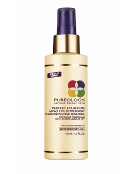 Pureology Perfect 4 Platinum Miracle Filler Treatment 145 ml.-20