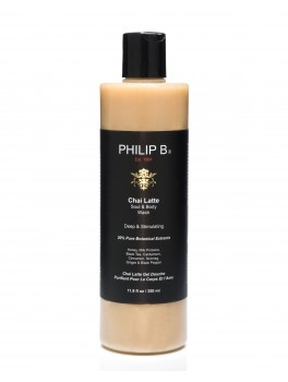 Philip B Chai Latte Soul and Body Wash 350 ml.-20
