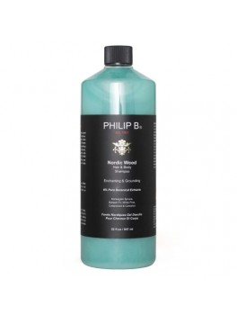 Philip B Nodric wood hair and body shampoo 947 ml-20